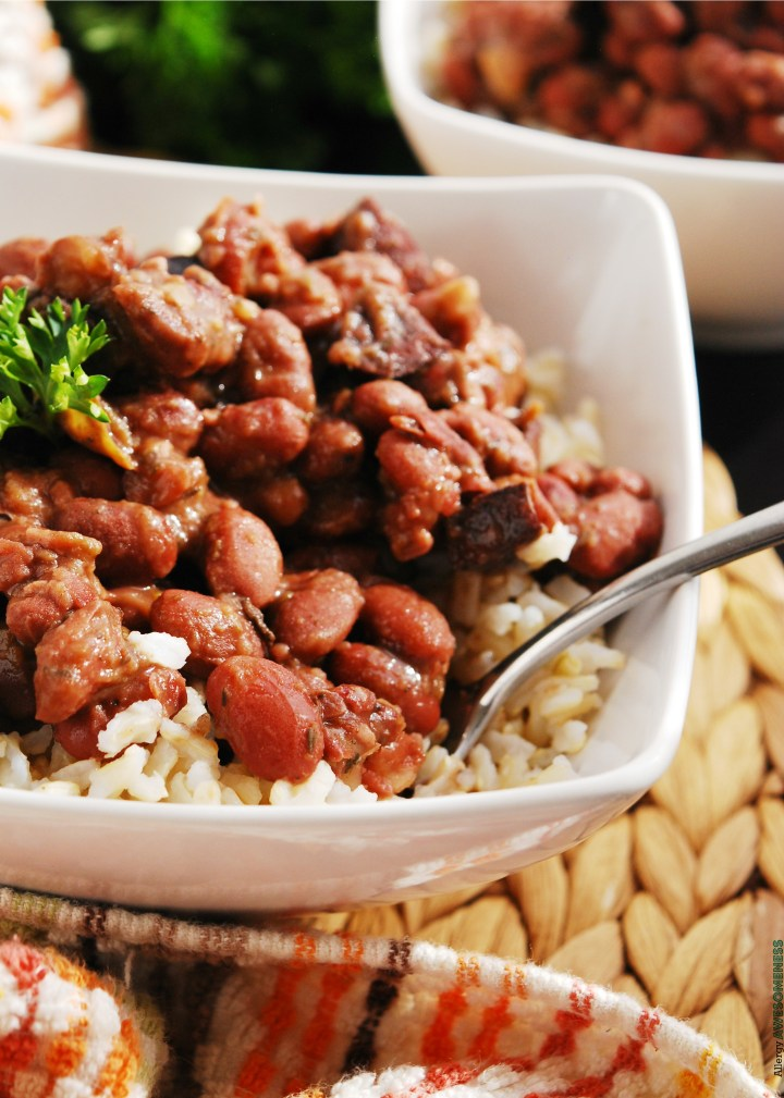 No Soak Red Beans and Rice Recipe by AllergyAwesomeness