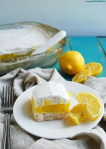 Gluten-free Lemon Pie Bars Dessert recipe by Allergy Awesomeness