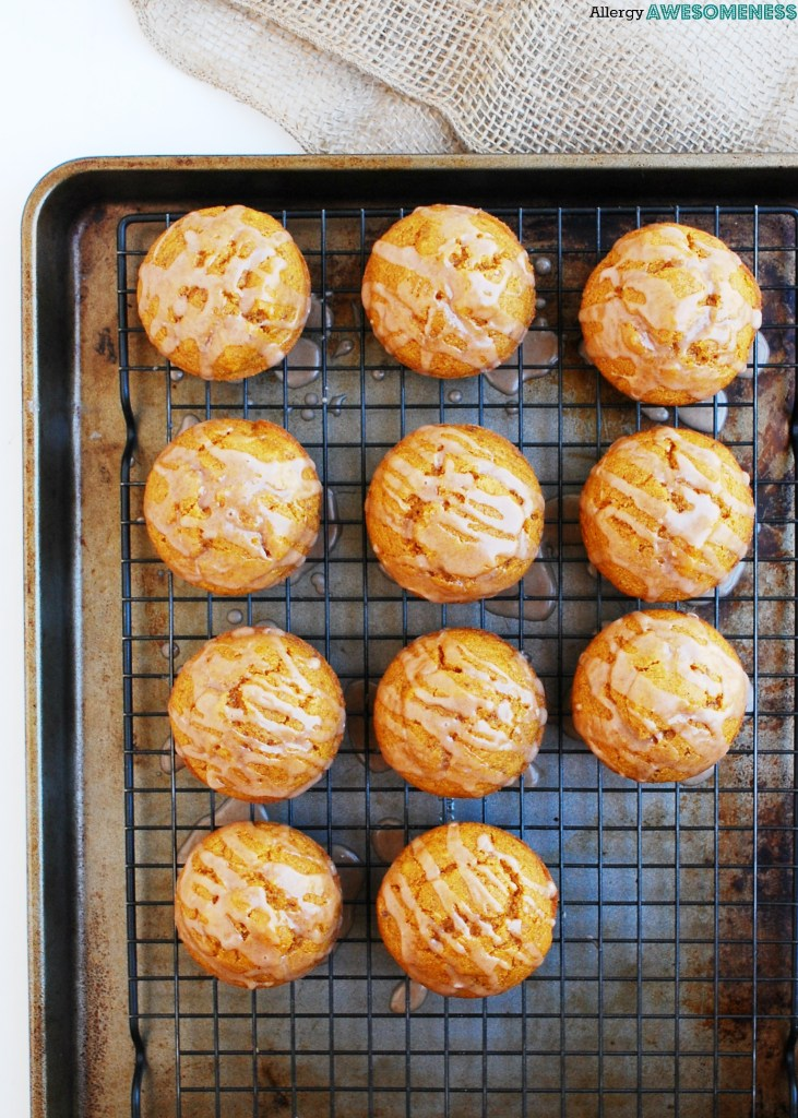 The best gluten-free pumpkin spice muffins