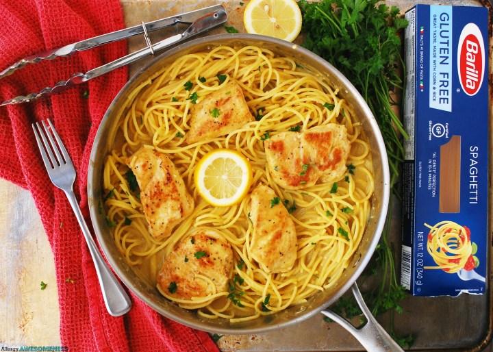 Best recipes for barilla gluten-free pasta