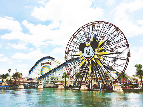 why Disneyland is the perfect vacation for food allergies
