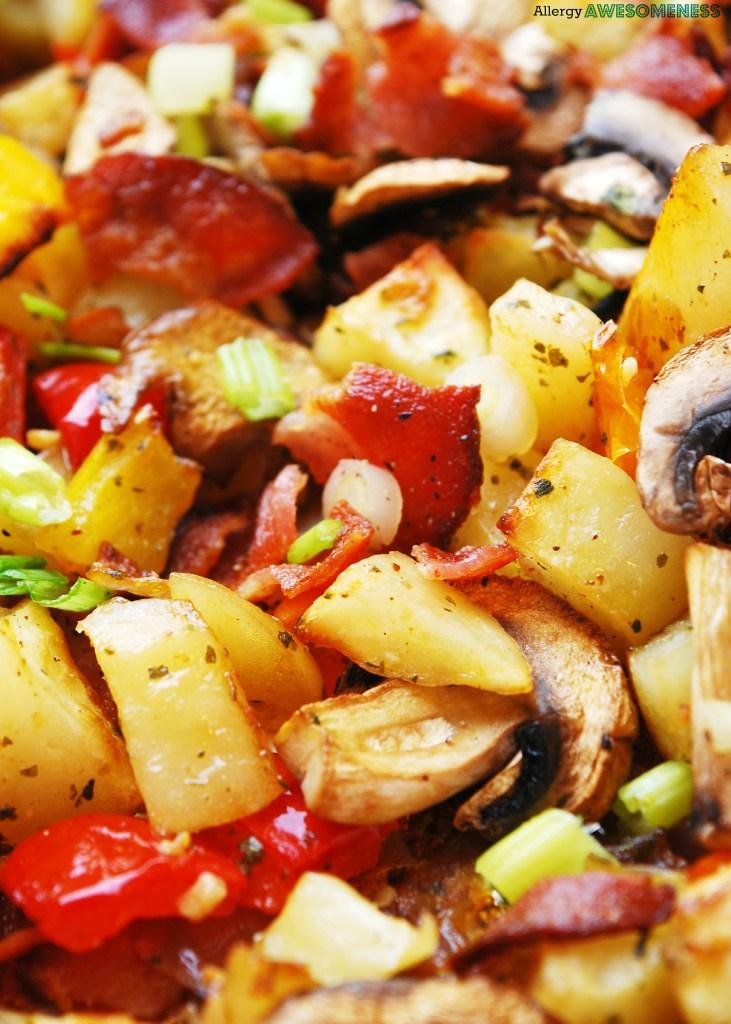allergy-friendly breakfast potatoes
