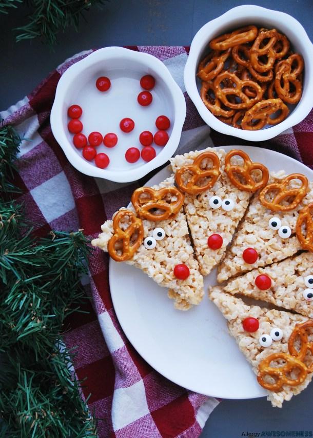 allergy-friendly christmas treat
