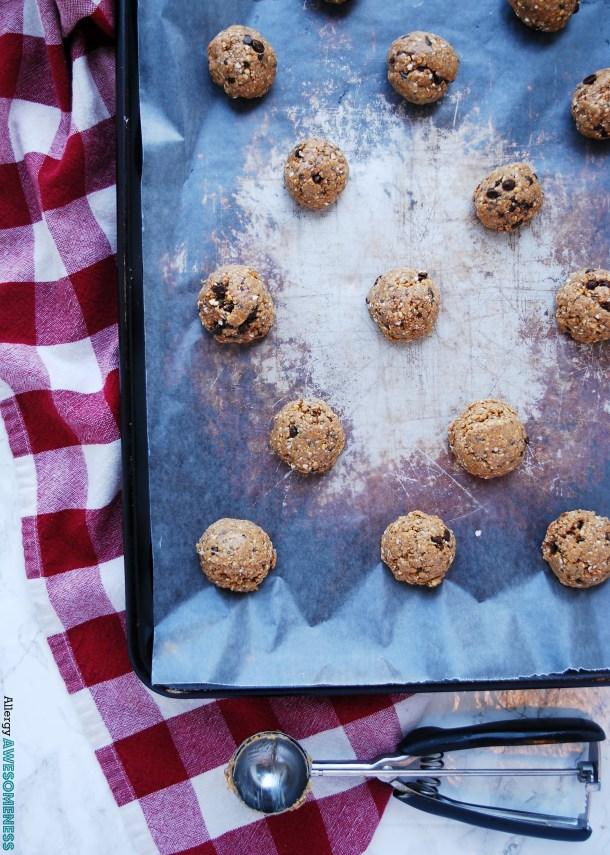 gluten-free energy balls recipe