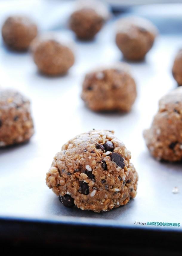 dairy-free energy balls recipe