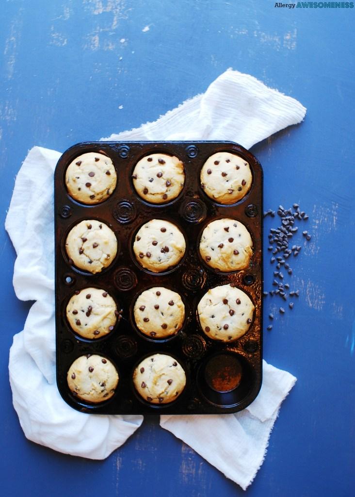 gluten-free-chocolate-chip-muffins