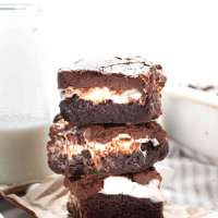 Allergy-friendly Mississippi Mud Brownies (Top 8 free!)