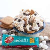 Gluten & Dairy Free S'mores Popcorn