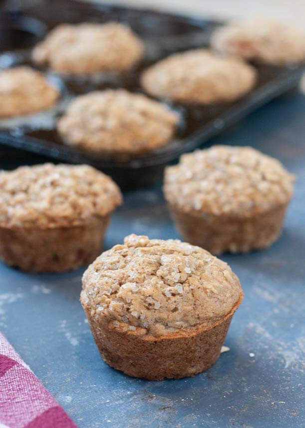 vegan-oatmeal-muffins