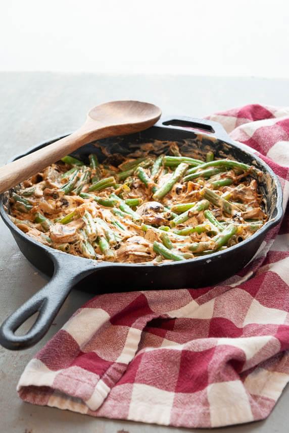 gluten-free-dairy-free-green-bean-casserole