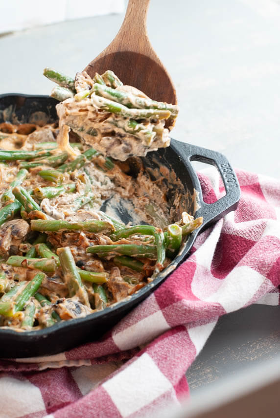 allergy-friendly-green-bean-casserole