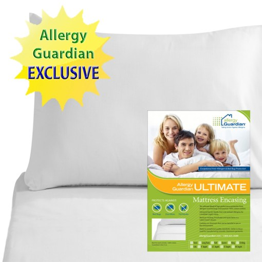 Allergy Guardian Mattress Encasings