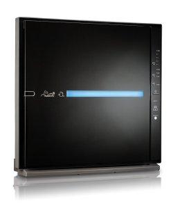 black air purifier