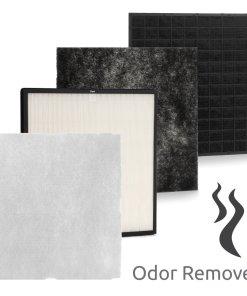 odor remover filter kit