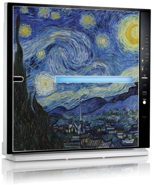 starry night van gogh air purifier