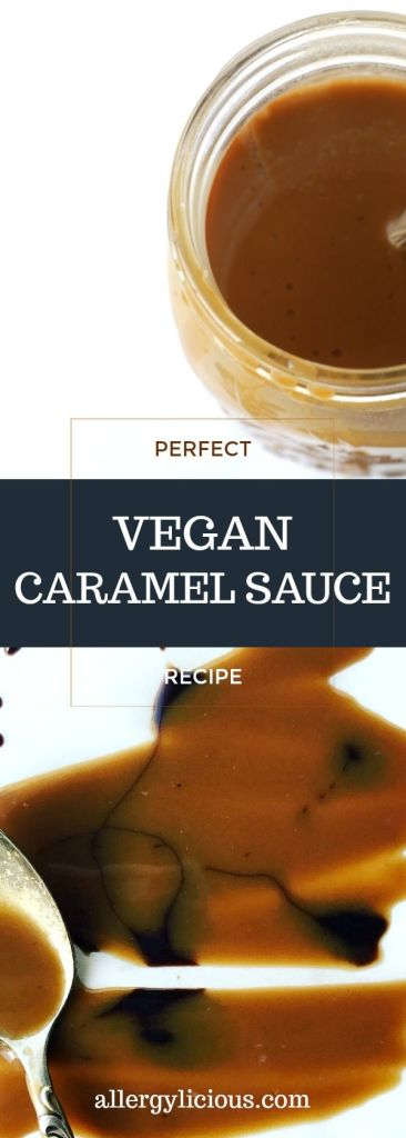 The perfect vegan caramel sauce that is incredibly delicious & easy to whip up in no time. nut-free & gluten-free