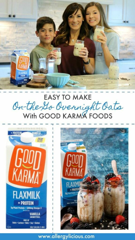Good Karma Pour on the Goodness Campaign
