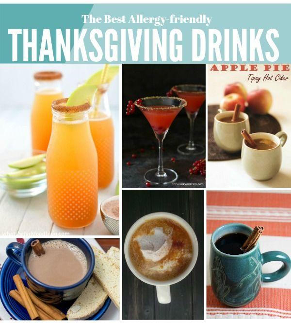 Thanksgiving Drinks Round-Up