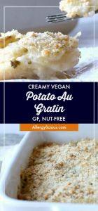Potato Au Gratin Pinterest Long Pin