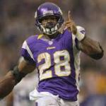 NFL Running Back Adrian Peterson's Food Allergy Scare
