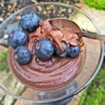 Pacari Vegan Chocolate Pudding