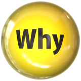 "Picture of a ""Why"" Emoticon"