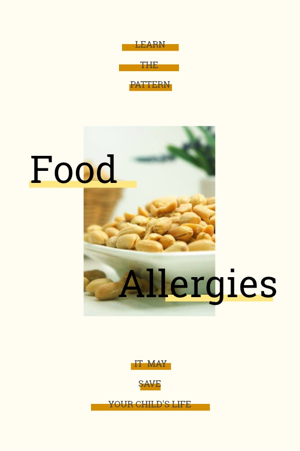 Food Allergies: The PATTERN that may Save your child's life!