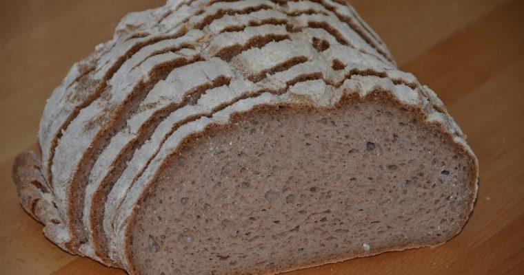Schnelles Brot – super lecker! – Die glutenfreie Backmischung von Lidl