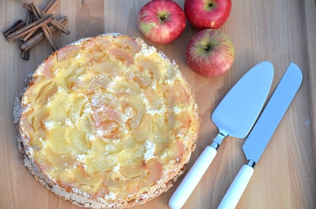 Scharlotka Kuchen – Apfelkuchen