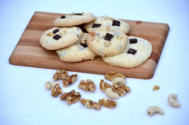 glutenfreie Chocolate Chip Cookies