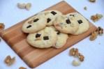 Glutenfreie Chocolate Chips Cooklies - Schokoladenkekse