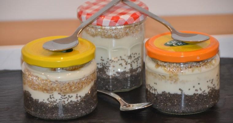 Frühstück im Glas – Gesund & Lecker