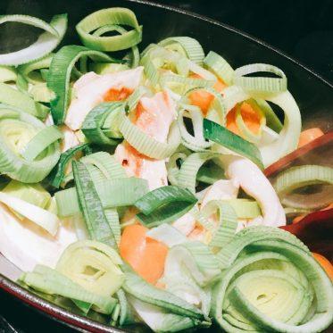 Gemüsebrühe selbst gemacht