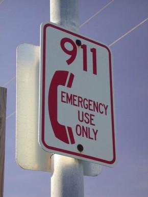 Der Notruf in den USA ist 911