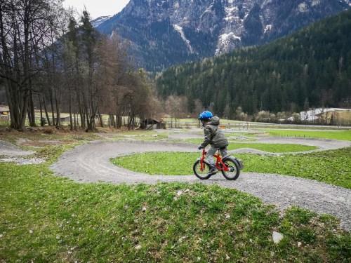 Bike Trial Ötz – Steile Kurven und knifflige Hindernisse