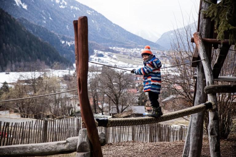 Spielplatz Ötz – WIDI's Kids Park ist der größte Abenteuerspielplatz im Ötztal