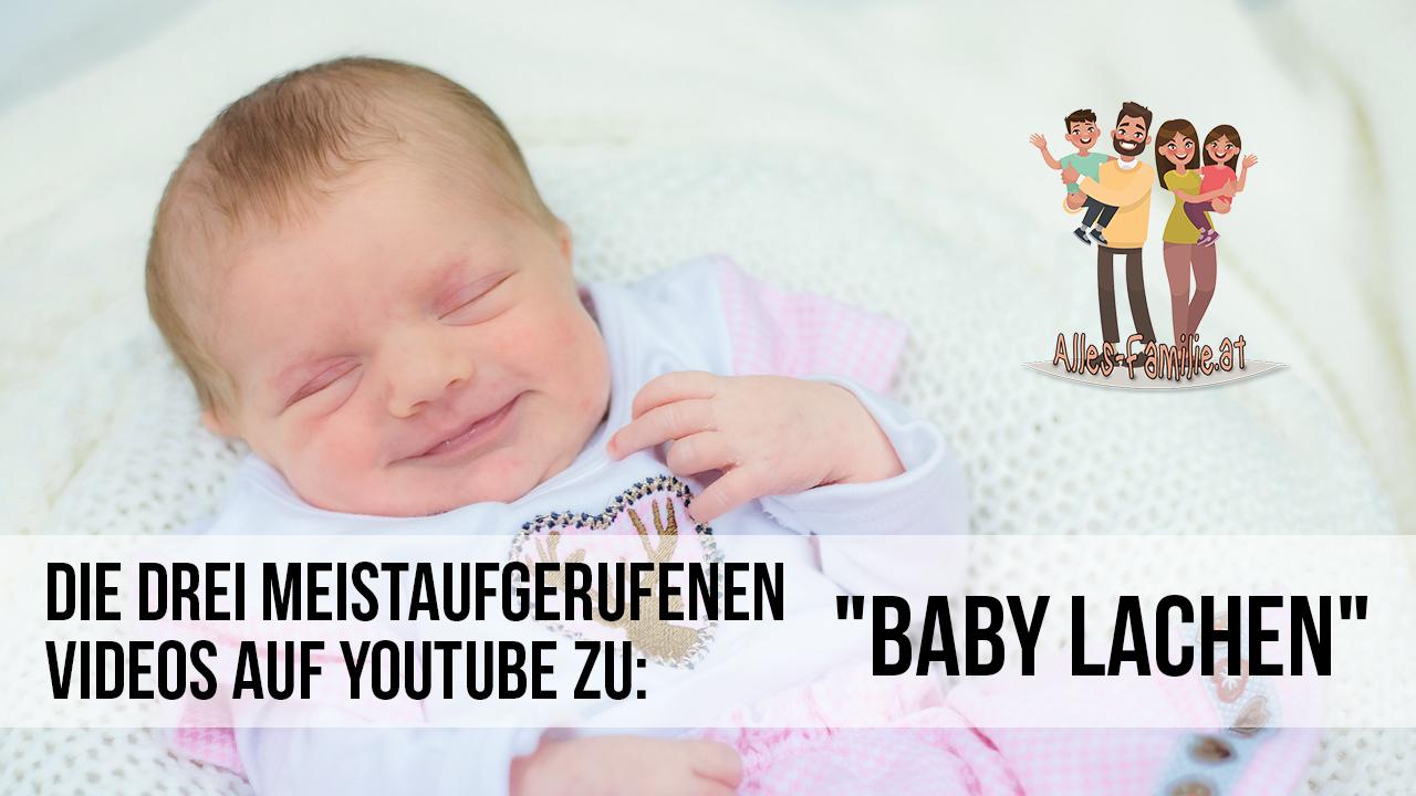"""""""Baby lachen"""" Videos auf Youtube"""