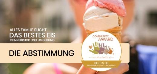 Bestes Eis in Innsbruck und Umgebung