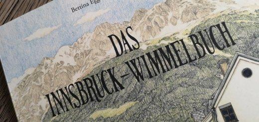 Innsbruck Wimmelbuch