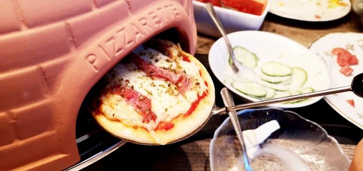 Pizzarette Raclette