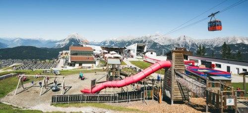 Rosshütte Seefeld – Ein toller Spielplatz am Berg