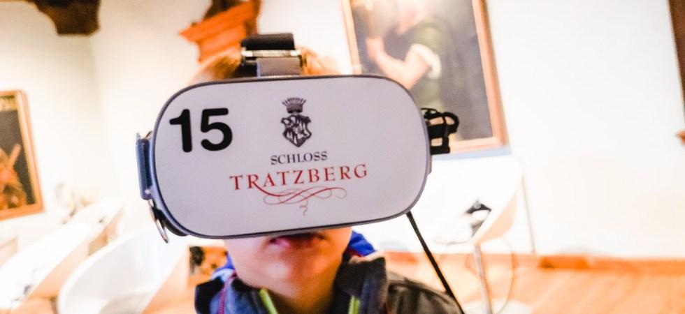 Schloss Tratzberg - Schlechtwetterprogramm Ausflugsziel Tirol