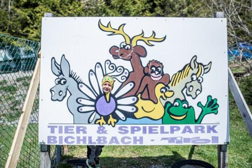 Tierpark Bichlbach – Streichelzoo und Spielpark in einem