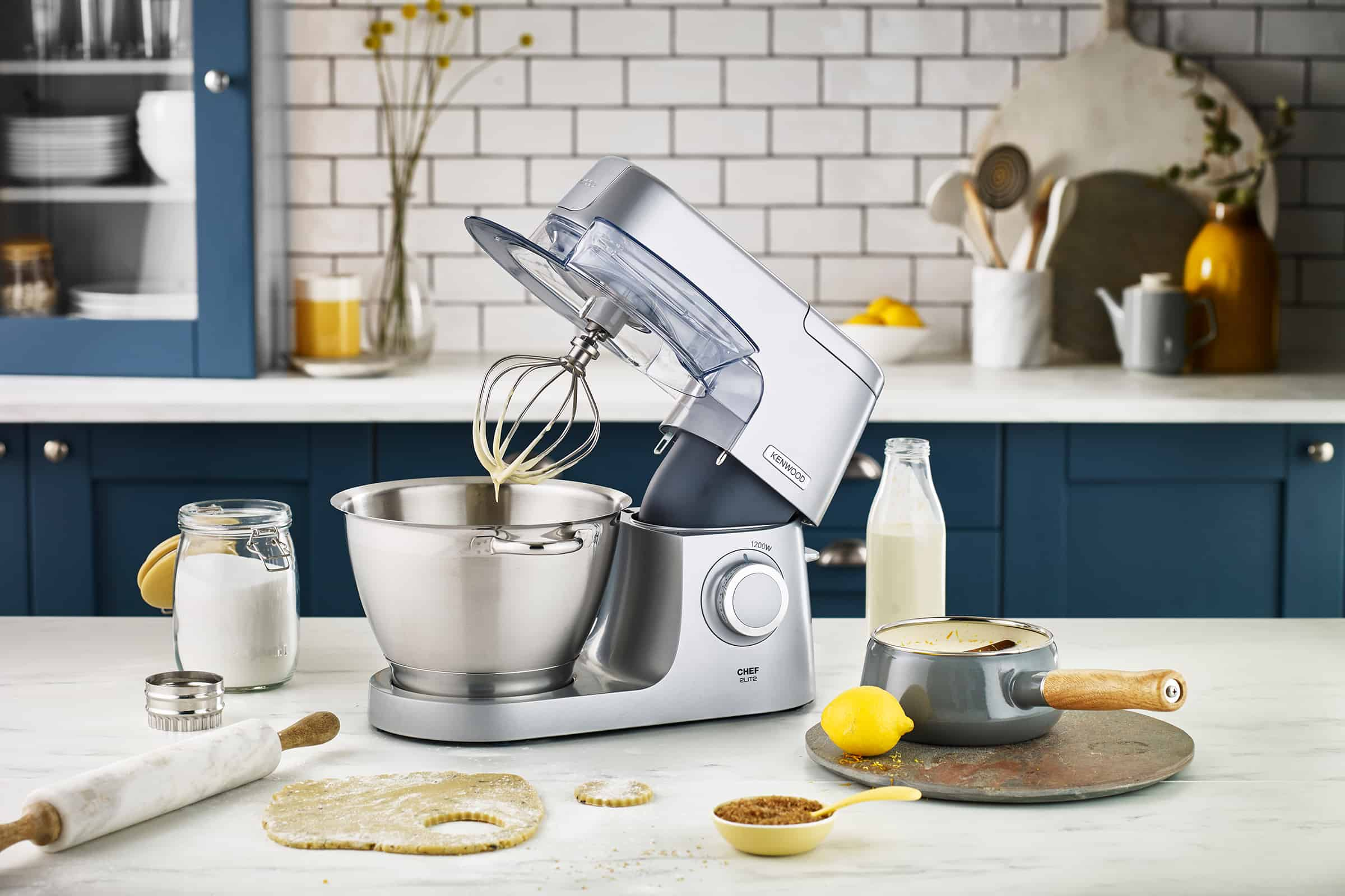 kuchenmaschinen im test faz