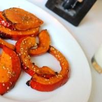 Schneller Kürbisschmaus {Fast made pumpkin treat}