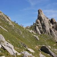Affenhitze und Kuhglockengebimmel {CH-Wallis/Valais - Pierre Avoi}