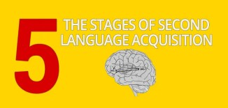 stages second language acquisition