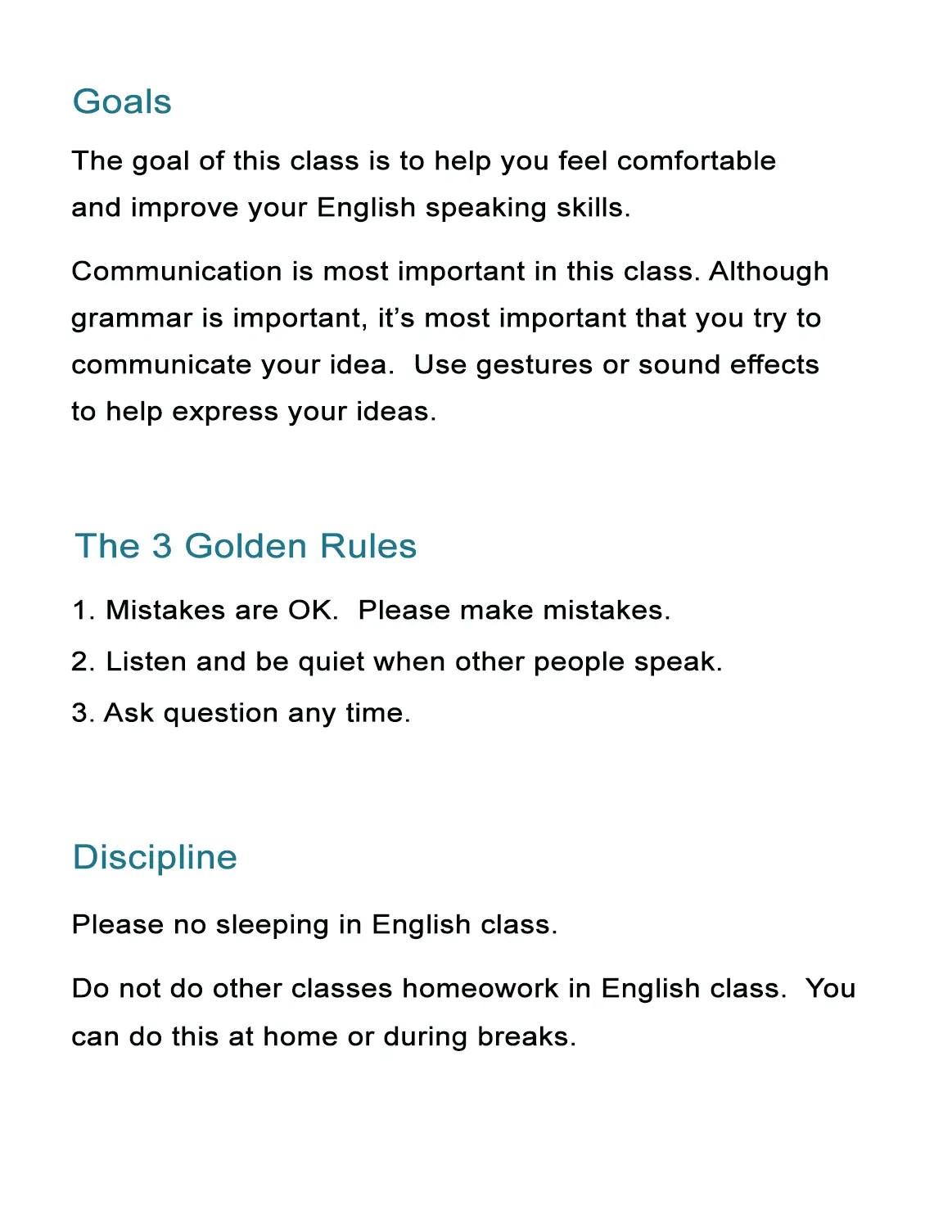 13 Free Esl Lesson Plans To Master Your Esl Classes