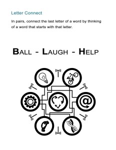 25 Letter Connect