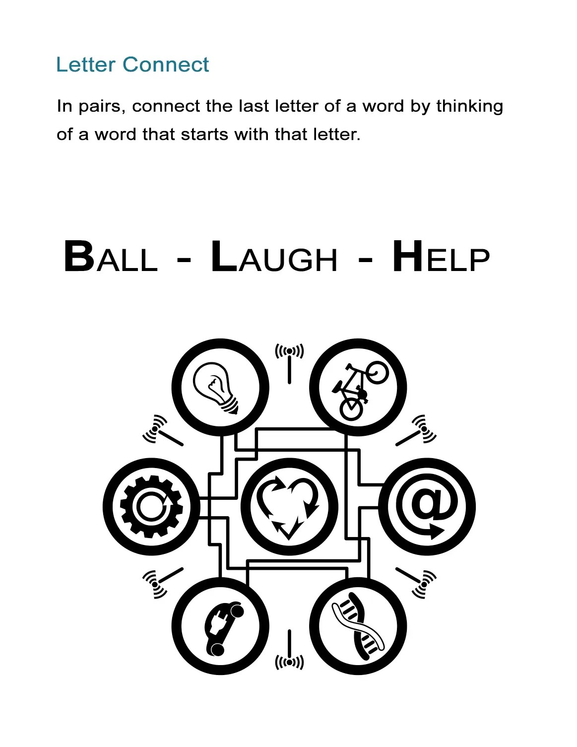 English Shiritori Create A Word Chain For Vocabulary Practice